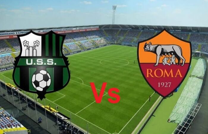 اهداف نتيجة مباراة روما وساسولو 3-1 اليوم 19-3-2017 في الدوري الايطالي