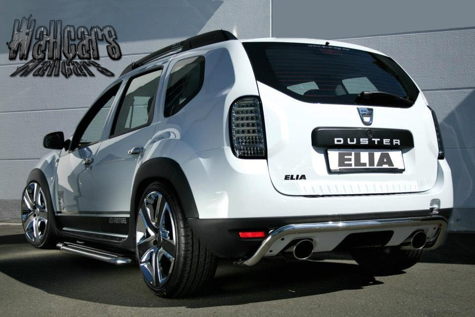 renault duster tuning wallpapers carros. Black Bedroom Furniture Sets. Home Design Ideas