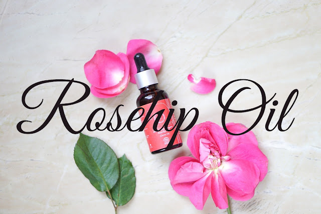 Juicy Chemistry ROSEHIP Oil (Cold Pressed Organic) Review
