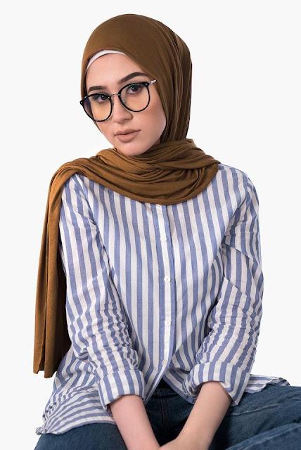 lunettes avec hijab 2018