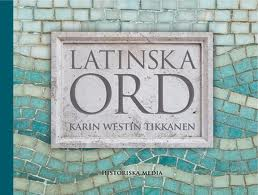 Bildresultat för latinska ord tikkanen