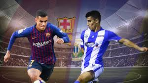 Barcelona vs Leganes All Goals and Full Highlights Today 20/1/2018 online Spain Primera Division