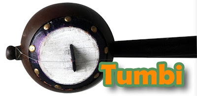 Indian National Anthem - On Folk Instrument TUMBI