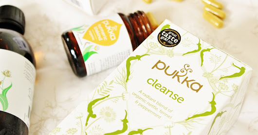 Organic Beauty with Pukka Herbs