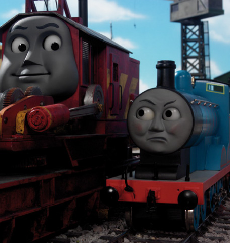 The Thomas and Friends Review Station: S10 Ep 13: Edward