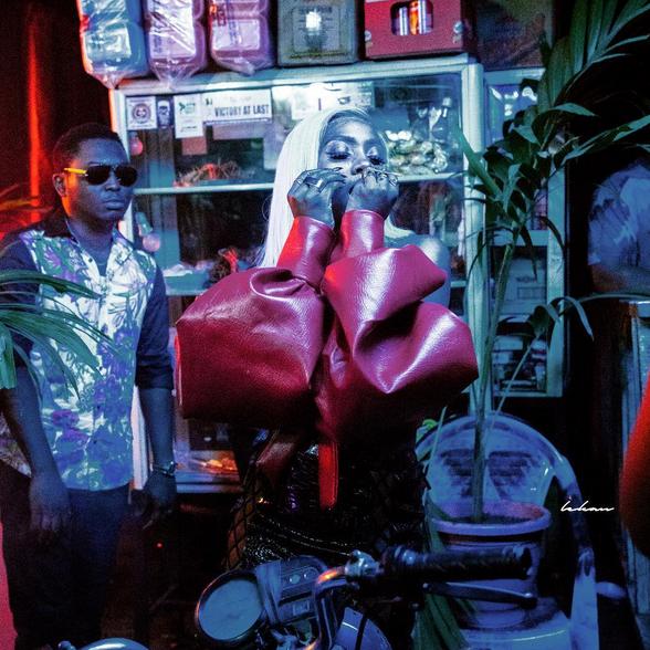 Stunning new sexy photos of Tiwa Savage...