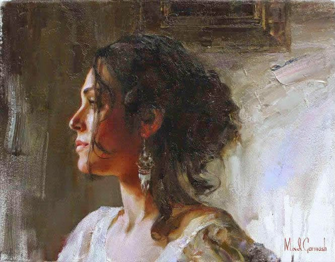 Michael  and  Inessa  Garmash  Tutt Art