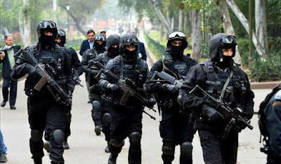 Joint Exercise Between Indian NSG And US SFG