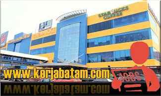 Lowongan Kerja Batam Cafe Studio 21 Mega Mall