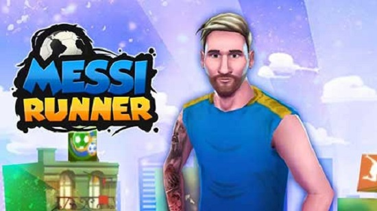 Download Messi Runner APK MOD Game Unlimited Money