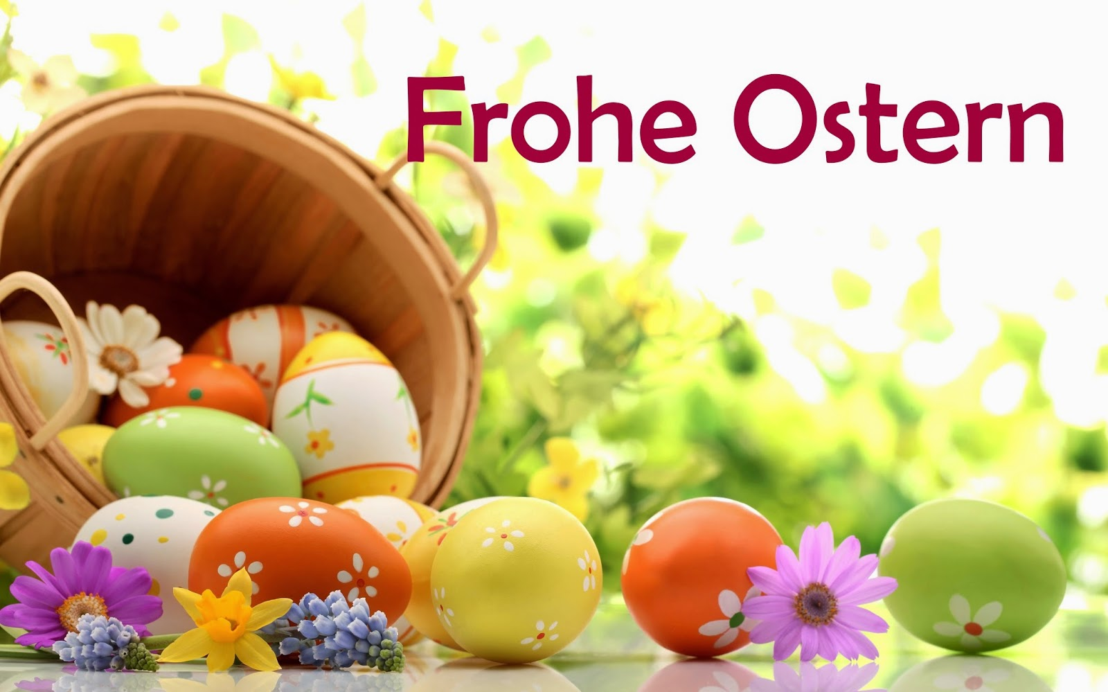 top 10 happy easter 2015 wishes in german frohe ostern. Black Bedroom Furniture Sets. Home Design Ideas