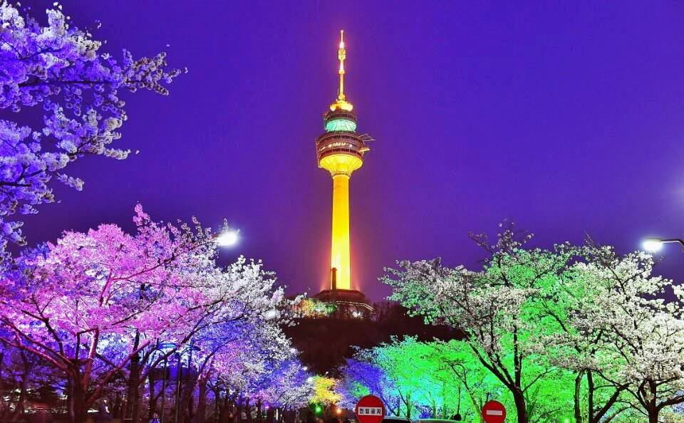 Namsan Seoul Tower 남산서울타워  Official Korea Tourism