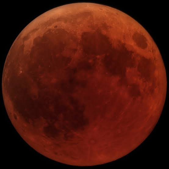 Nigeria Will Experience A Lunar Eclipse On Monday, January 21, 2019- NASRDA