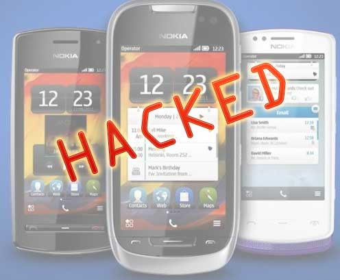 how to hack a nokia mobile