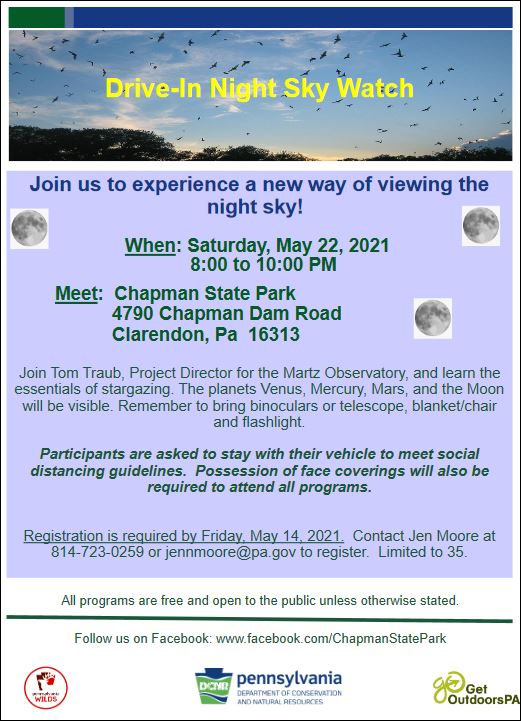 5-22 Night Sky Watch, Clarendon