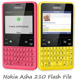 Nokia Asha 210 Rm-924 Flash File (Flash Tool) Latest Version Free Download