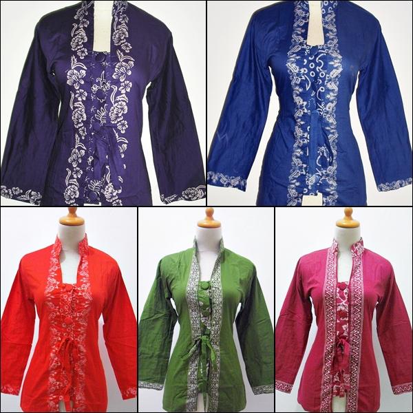 Dalam Lemari 1 Terdapat 4 Kemeja Batik: NONIK BATIK: April 2013
