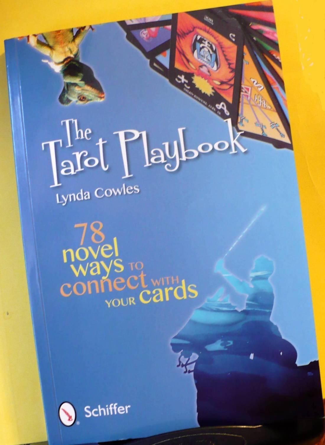 Tarot Notes A Journey Through My Tarot Decks The Magician: Tarot Notes: REVIEW: The Tarot Playbook