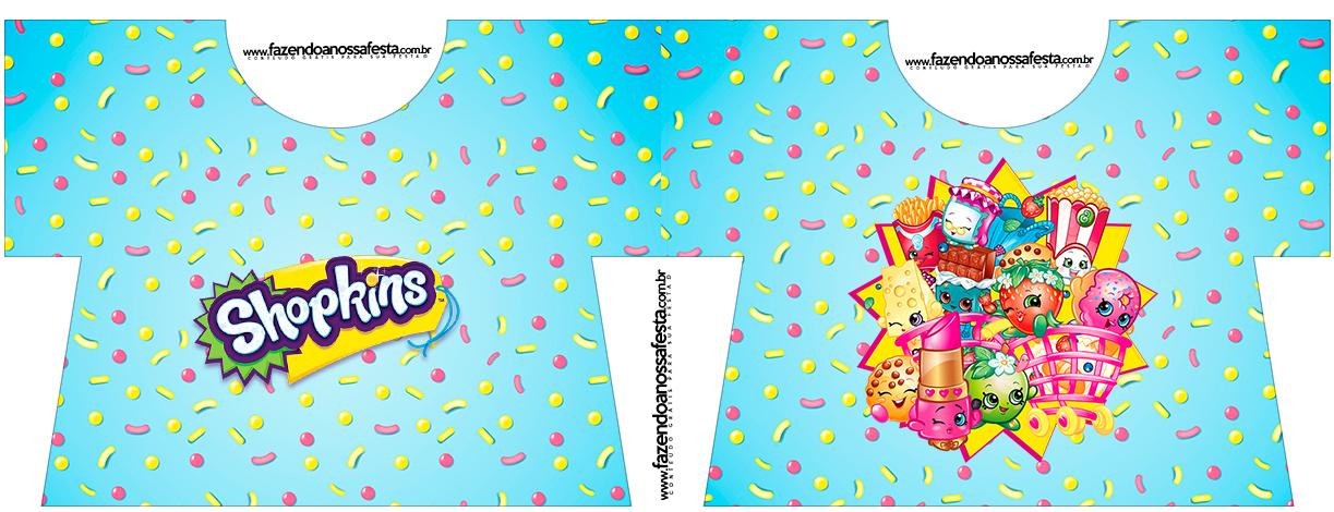 Shopkins Invitaciones Para Imprimir Gratis Ideas Y