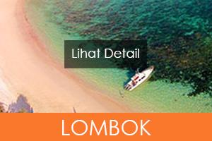 Paket tour wisata ke Lombok