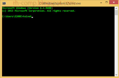 Cara Menonton Start Wars Lewat Command Prompt