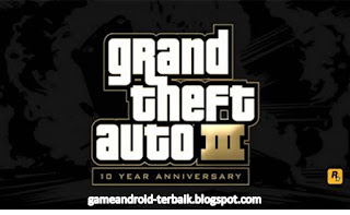 Game Android Terbaik Grand Theft Auto III