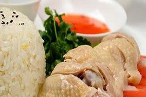 Resep Cara Memasak Nasi Hainam Singapore dengan Rice Cooker
