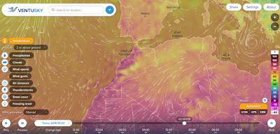 موقع معرفة احوال الطقس لجميع دول العالم