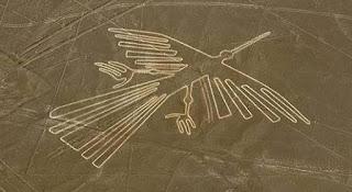 Nazca line condor