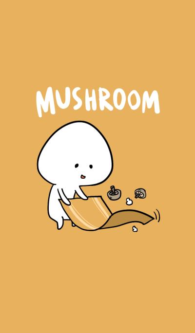 Mr.Mushroom - Mushroom boy