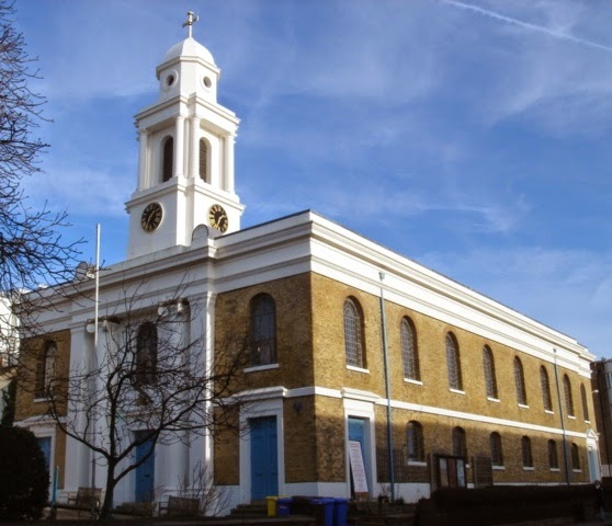 St George's Church, Brighton