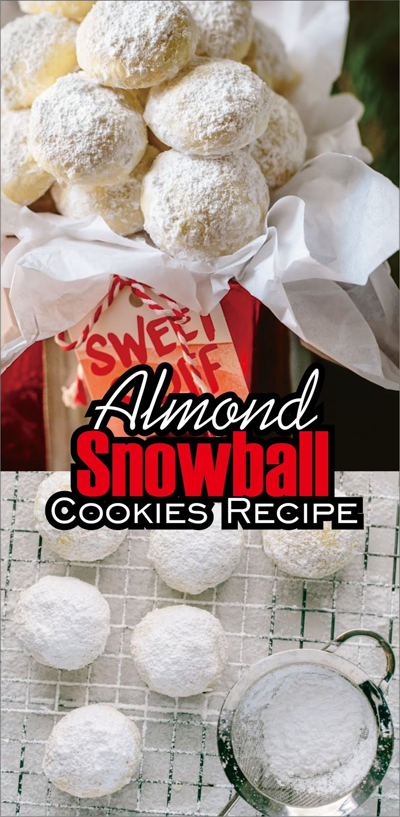 Almond Snowball Cookies Recipe Christmas Cookies Easy Kraft Recipes