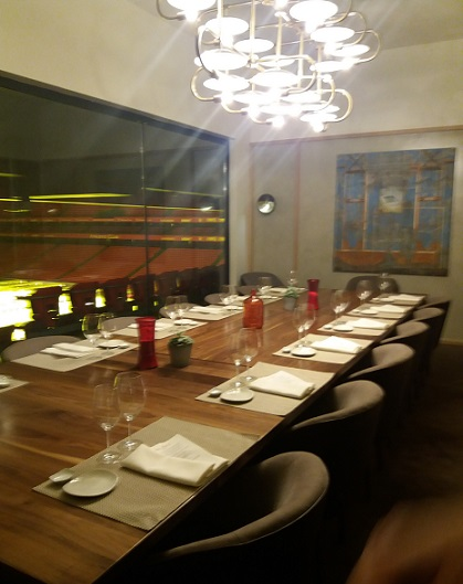 Gastionomia restaurante san mames jatetxea euskal for Fuera de mi propiedad
