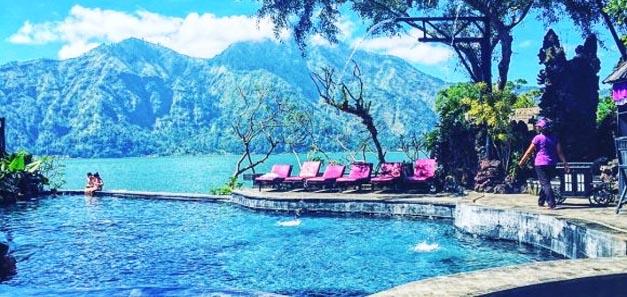 Pemandian Air Panas Toya Devasya Bali