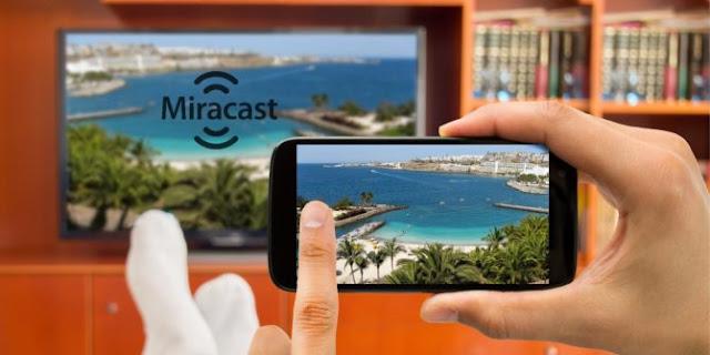 Gunakan Miracast