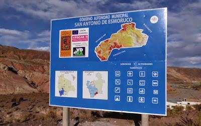 Zurzeit bin ich in meinen zweiten Missionssitz in Esmoruco