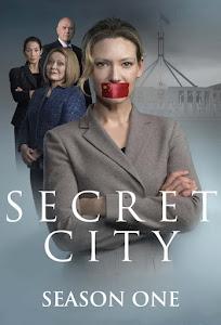 Secret City Poster