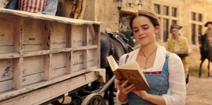 A Bela e a Fera (Disney, 2017): 5 momentos do filme que todo bookaholic vai amar