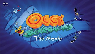 Oggy And The Cockroaches Special Movie In Hindi 720p 1