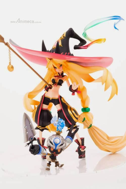 METALLICA & HUNDRED KNIGHT FIGURE Precious Collection The Witch and the Hundred Knight ART SPIRITS