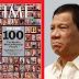 President Duterte Nanalo sa TIME 100 Reader Poll sa Buong Mundo
