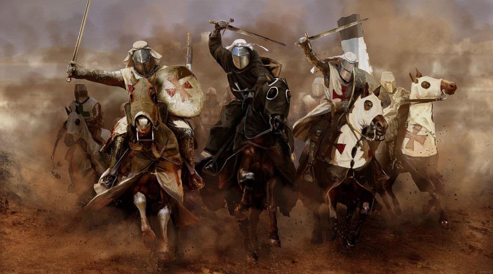 Angka sial ordo Templar yang ganjil