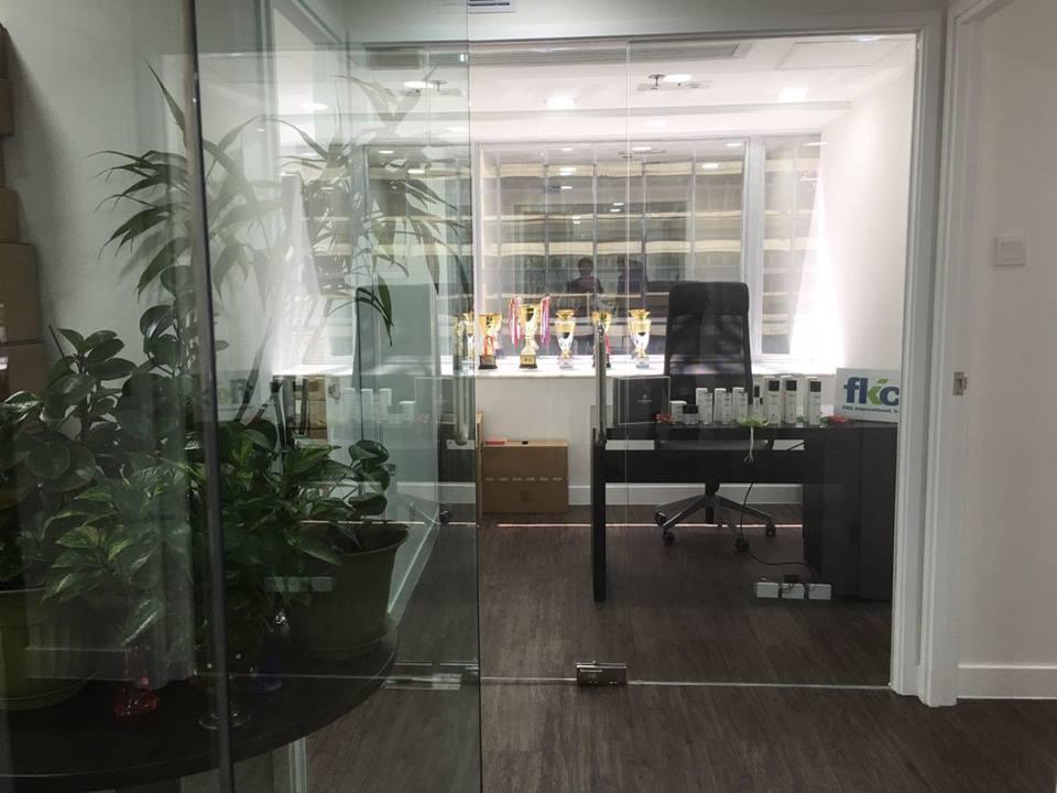 Bisnis Fkc Syariah - Kantor FKC Hongkong