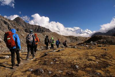 Trek Népal Gokyo