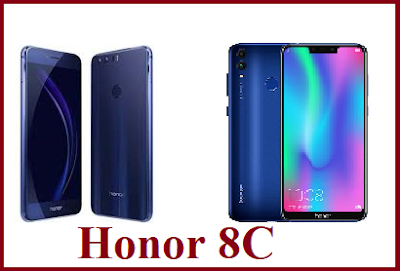 honor 8c india