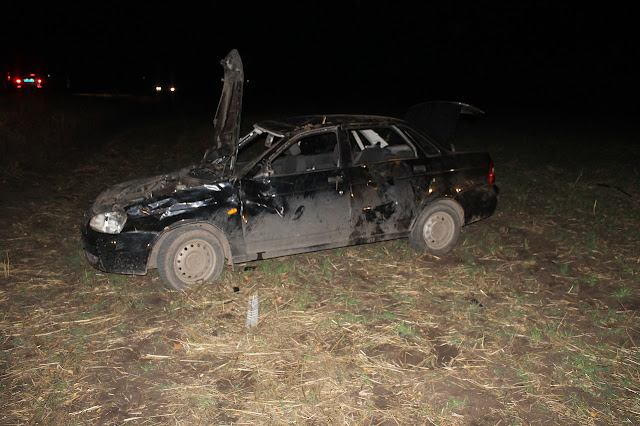 В Башкирии из-за пьяного водителя погибли два человека