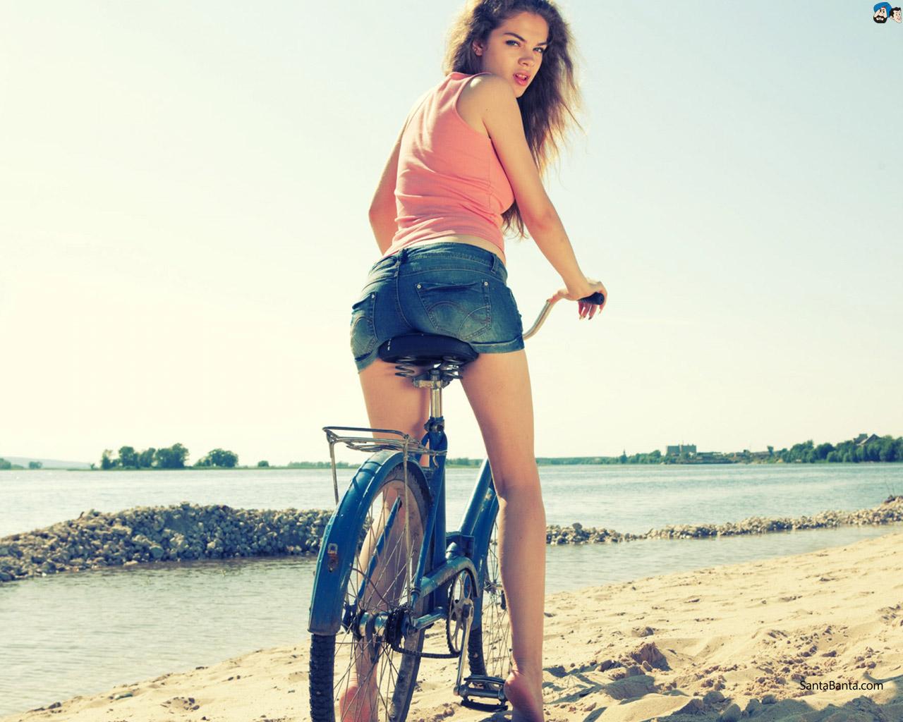 Korean Girl Wallpaper Desktop Download Bicycle Wallpapers Hd Most Beautiful Places In