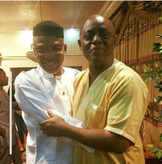 Fani-Kayode speaks with Nnamdi Kanu as Army surrounds IPOB leader's home, warns Buhari