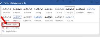 Cara Membuat Daftar Isi Otomatis pada Microsoft Word