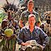Demi Burung Cenderawasih, Benedict Allen dan Frank Gardner Kunjungi Suku Orang Buaya